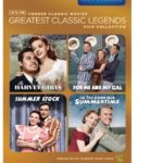 TCM Greatest Classics Legends: Judy Garland (The Harvey Girls / For Me and My Gal / Summer Stock / In The Good Old Summertime)